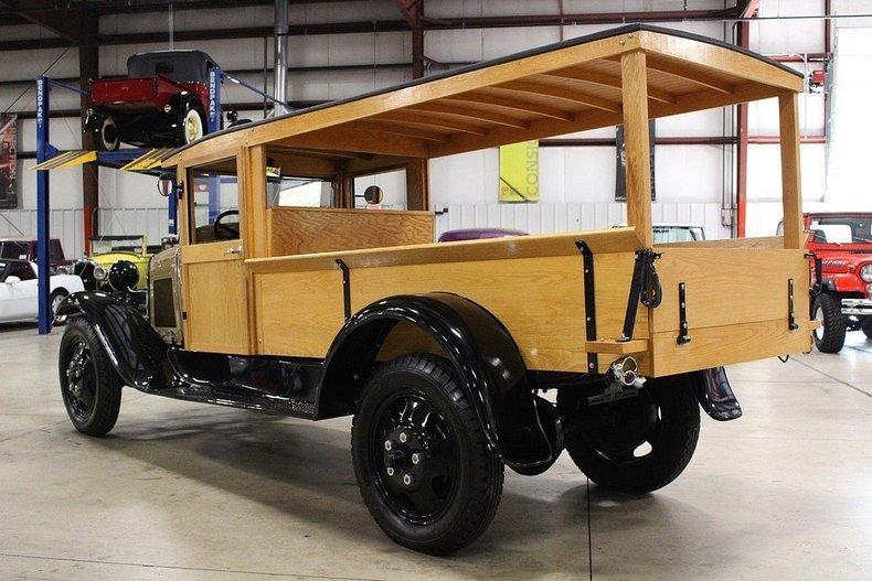 1931 Ford AA Huckster #2