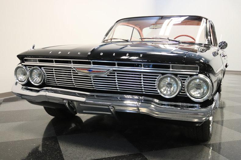 1961 Chevrolet Impala Bubbletop #7