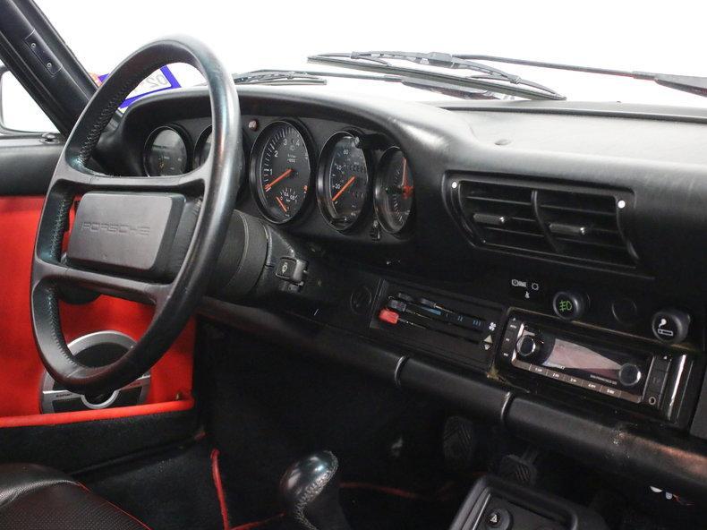 1988 Porsche 911 Turbo Cabriolet #48