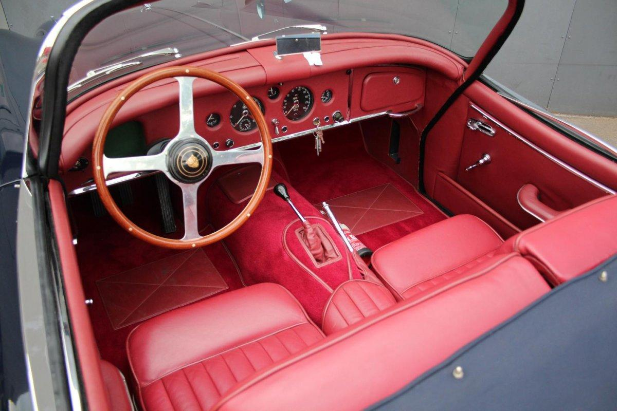 Jaguar XK 150 3,4 S #9