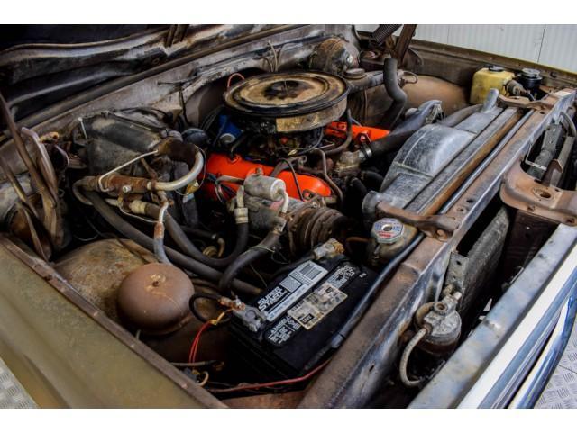Chevrolet Pickup Custom Camper V8 #5