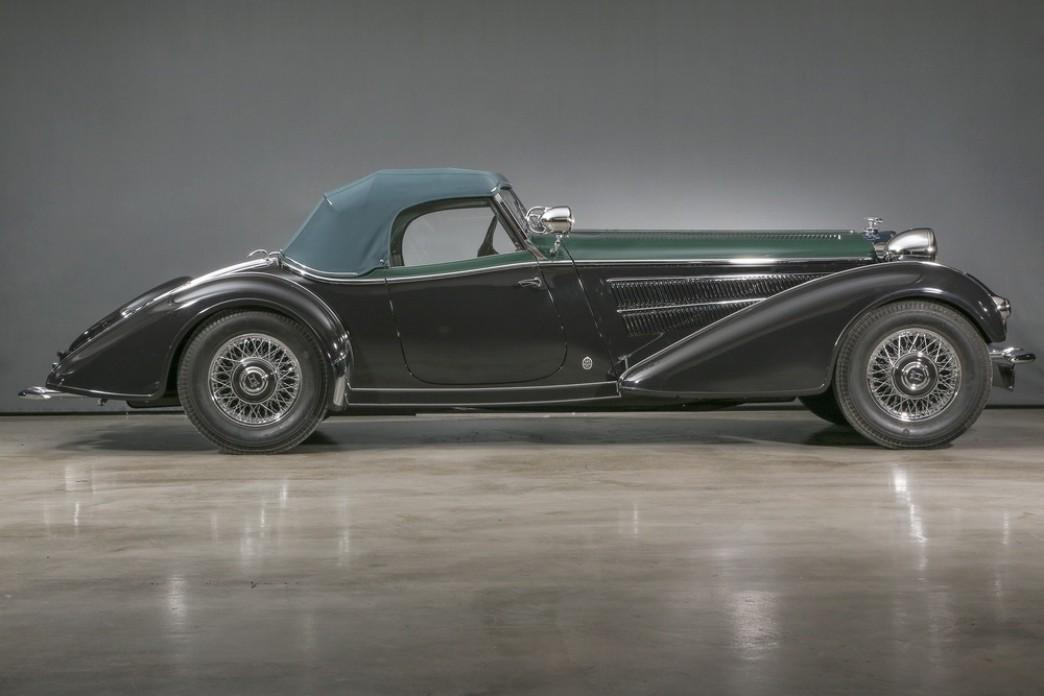 1938  Horch Horch 853 Spezialroadster #5