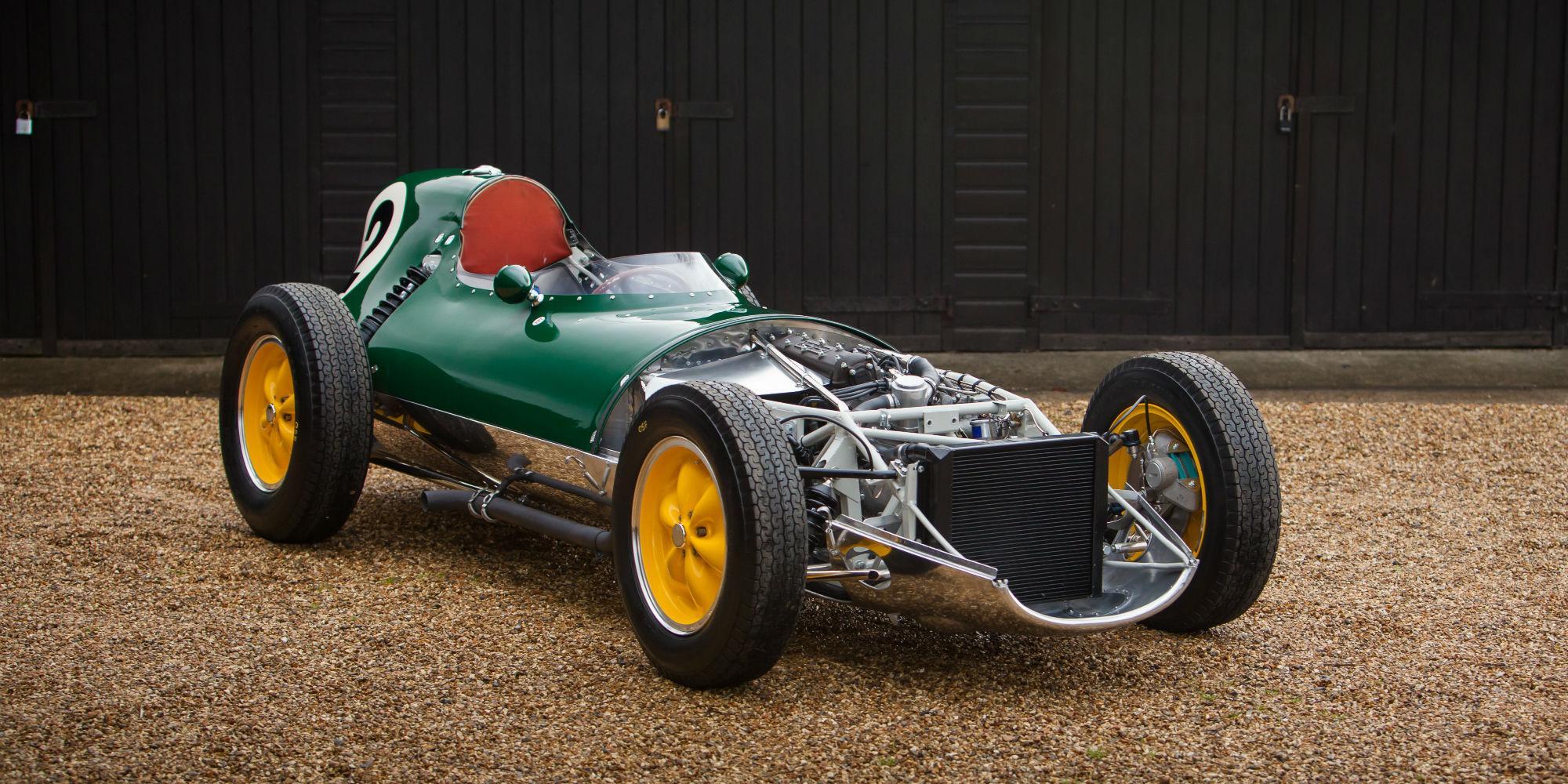 Lotus 16 1958 for sale | Autoclassics.com