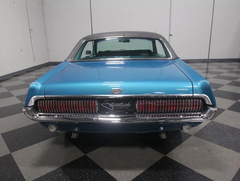 1967 Mercury Cougar #16