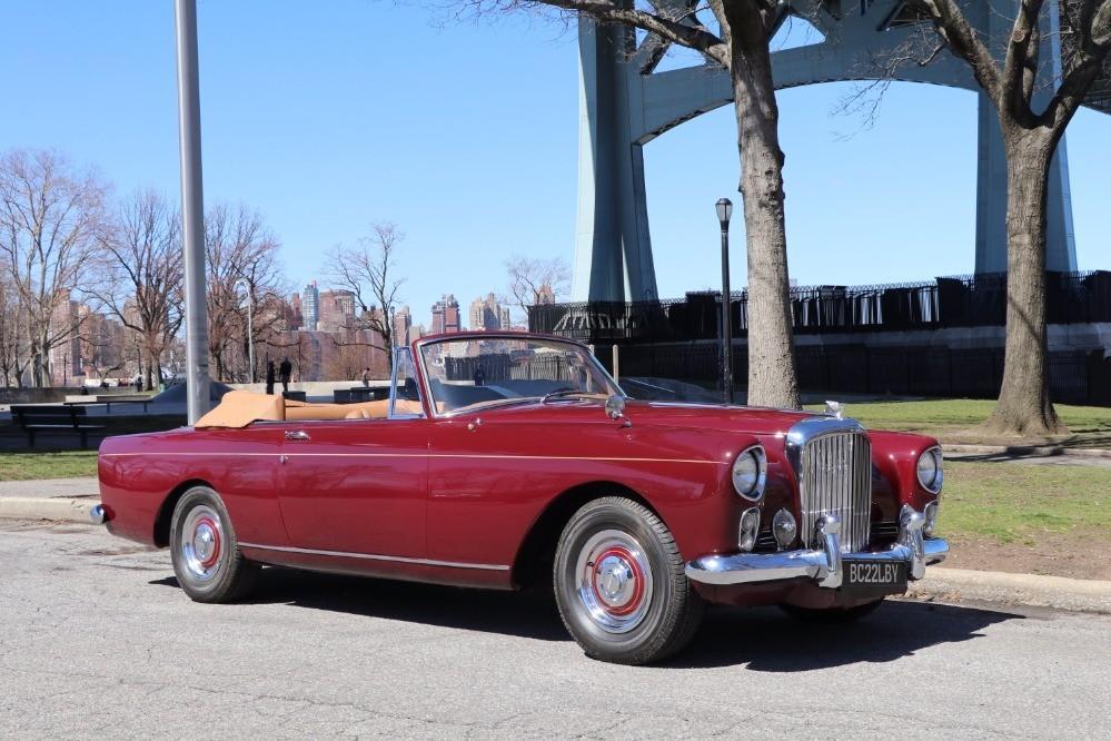 1962 Bentley S2 Continental Park Ward #0