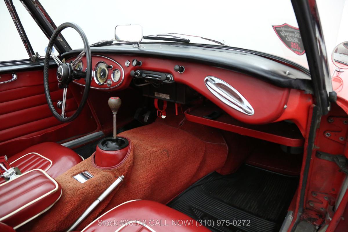 1963 Austin-Healey 3000 BJ7 #51