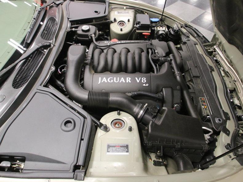 2000 Jaguar XK8 #34