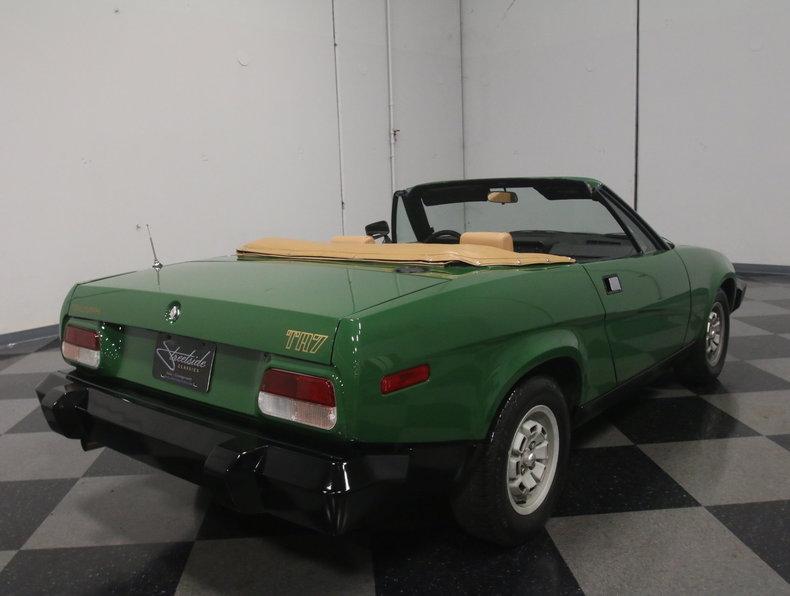 1980 Triumph TR7 #30