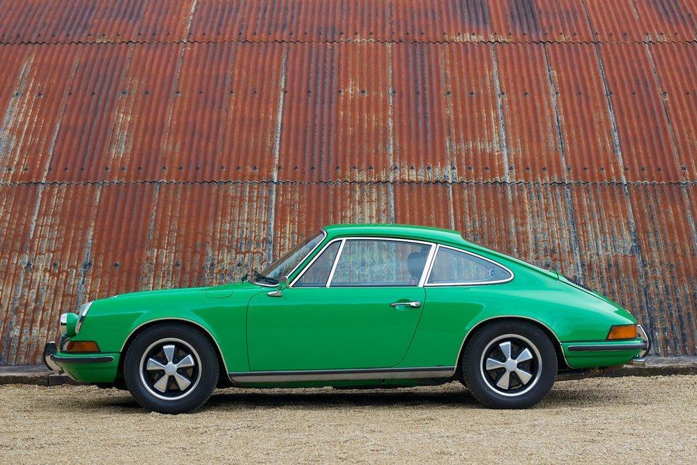 Porsche  1972 #1