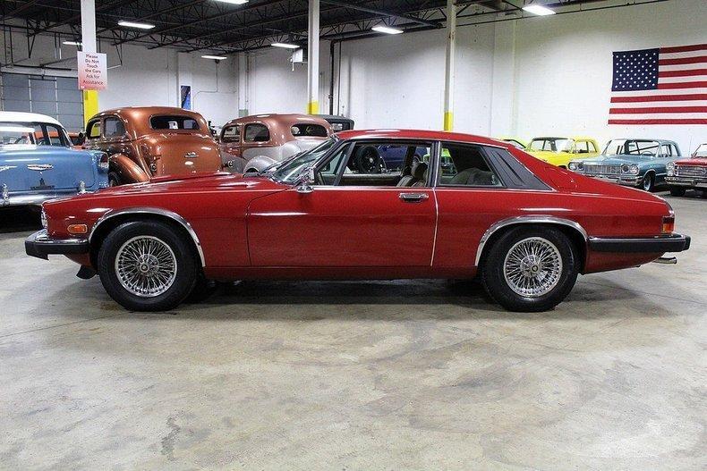 1986 Jaguar XJS #1