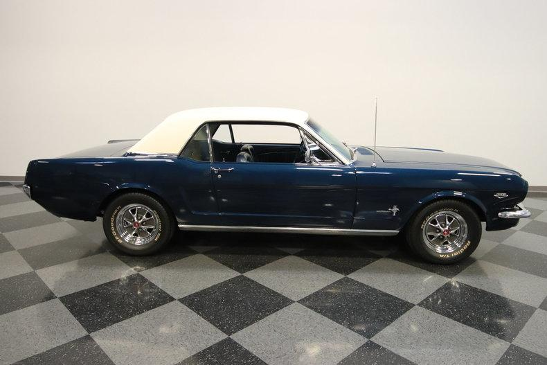 1965 Ford Mustang K-Code #20