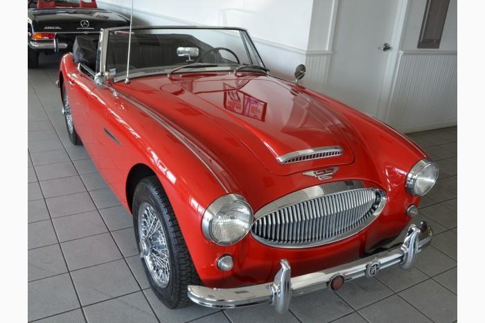 1963 Austin Healey MKII #0