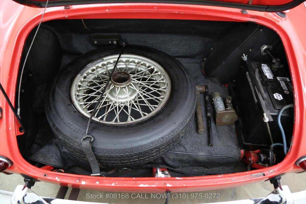 1963 Austin-Healey 3000 BJ7 #53