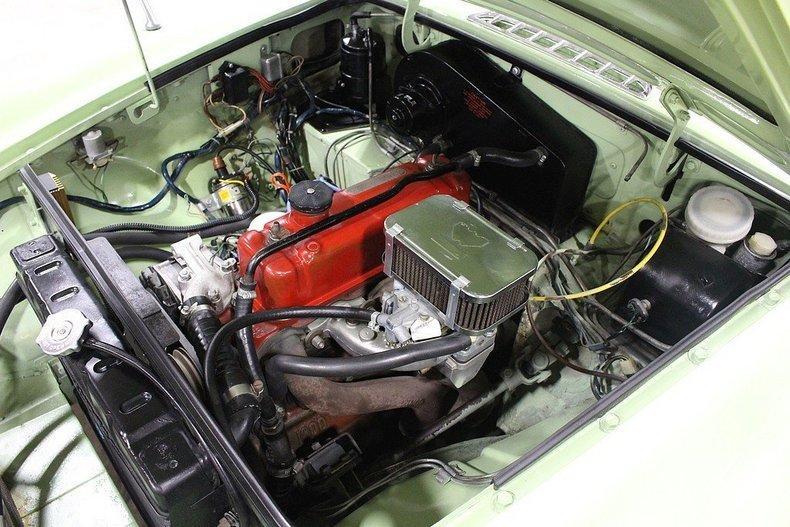 1970 MG MGB GT #53