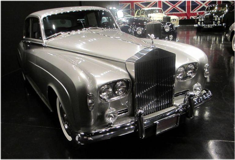 1964 Rolls-Royce Silver Cloud III #LSFU155 – 4,689 Miles From New #0