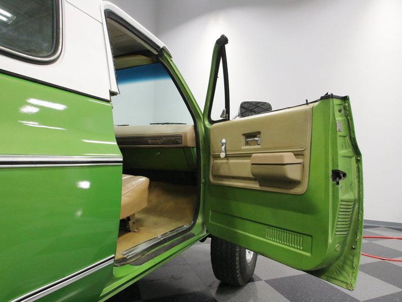 1975 Chevrolet Blazer K5 #50