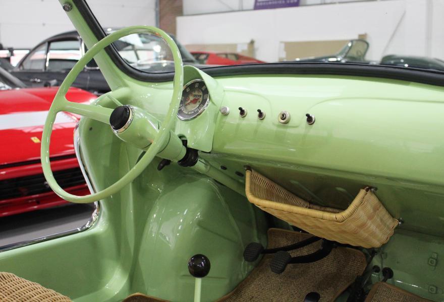 Fiat 500 Giardiniera Jolly 1962 #6