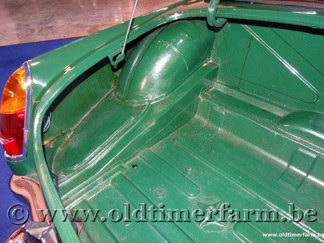 MG B Roadster Green '66 #143