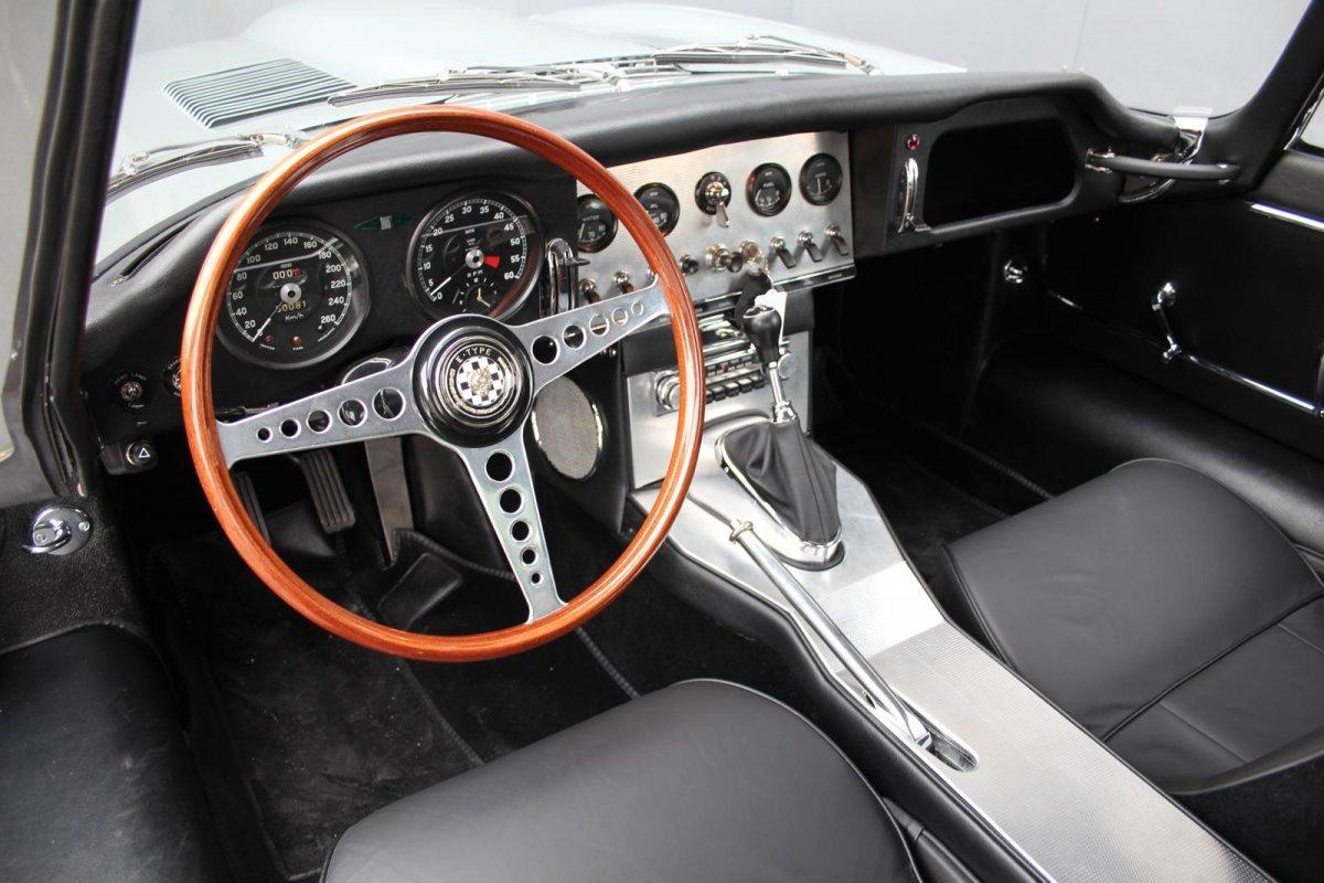 Jaguar E-Type S 1 3,8 litre Coupé #3