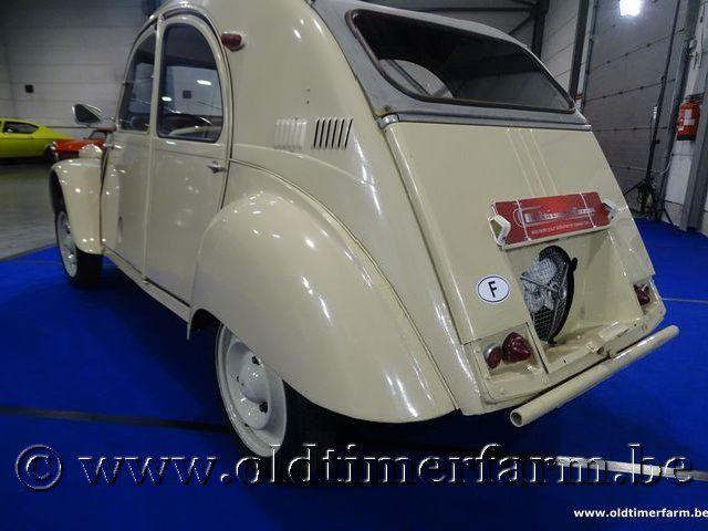 Citroën 2CV 4x4 Sahara '62 #35