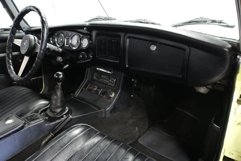 1976 MG MGB #43