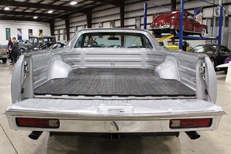 1985 Chevrolet El Camino #47