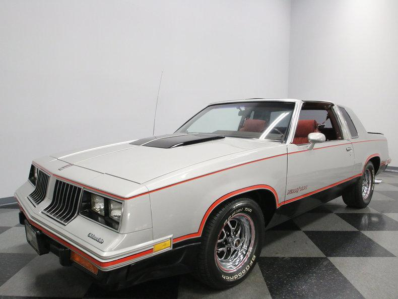 1984 Oldsmobile Cutlass Hurst/Olds #8
