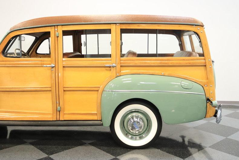 1941 Ford Woody Wagon #11