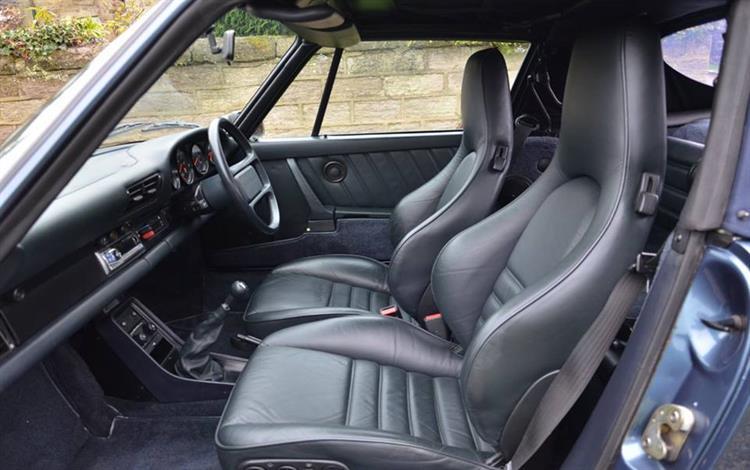 Porsche 930 Turbo Cabriolet #2