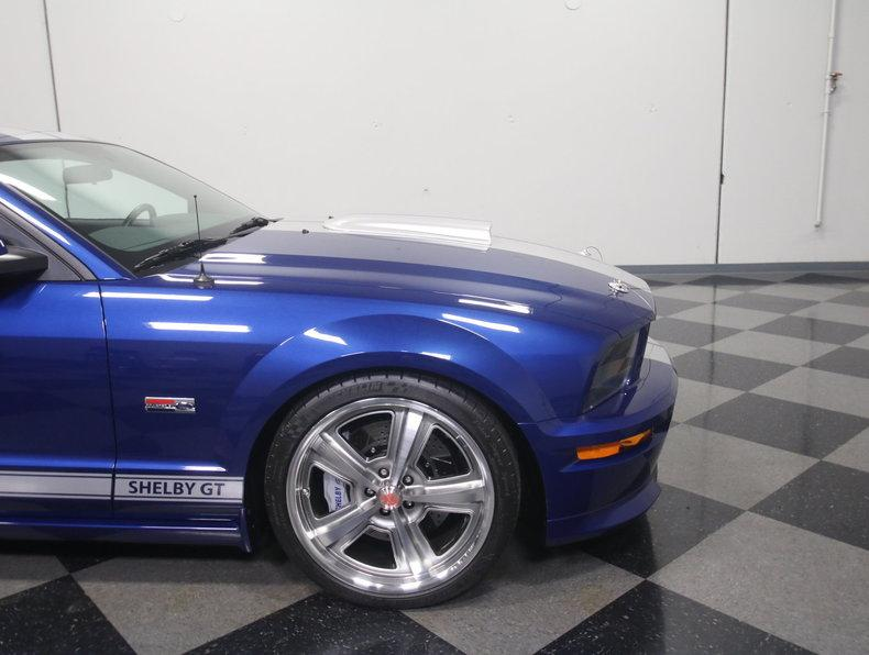 2008 Ford Mustang Shelby GT #26