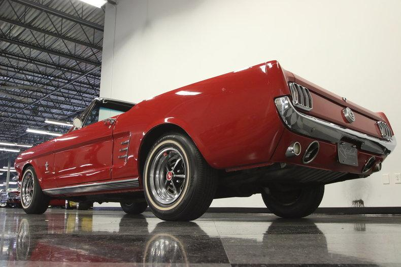 1966 Ford Mustang Convertible #17