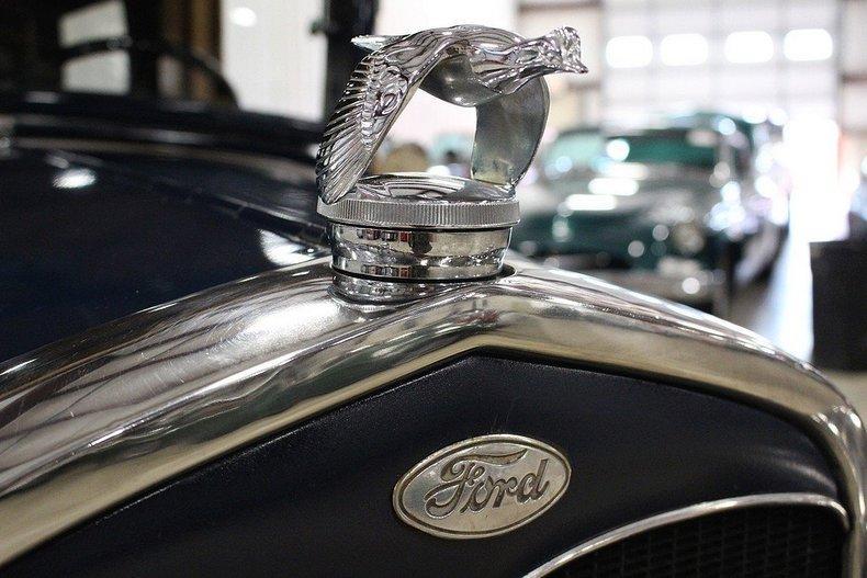 1931 Ford Model A Huckster #23