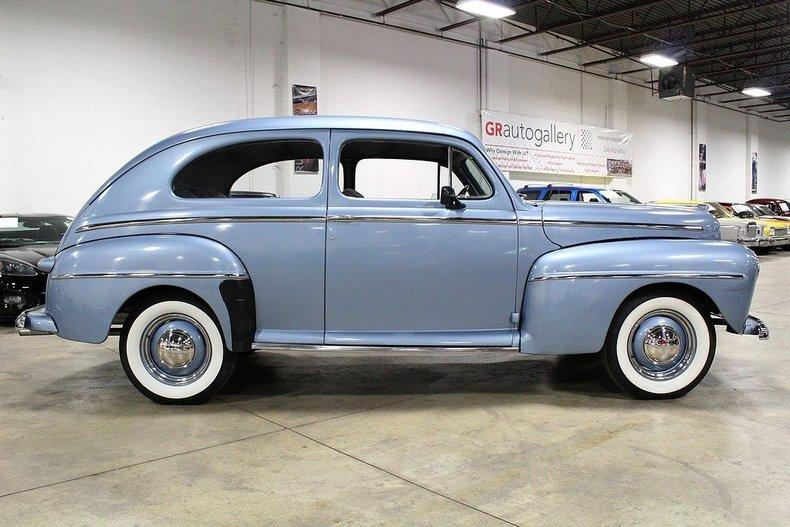1948 Ford Deluxe #5