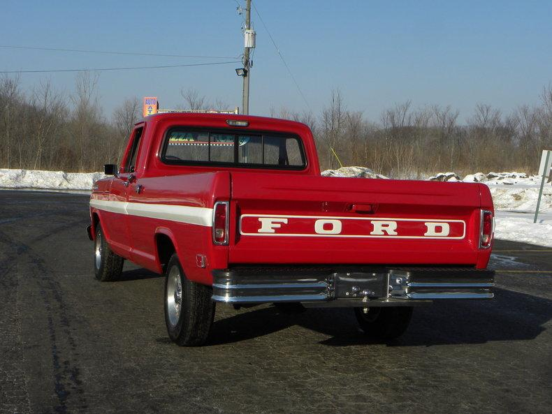 1969 Ford F100 Deluxe Styleside Pickup #18