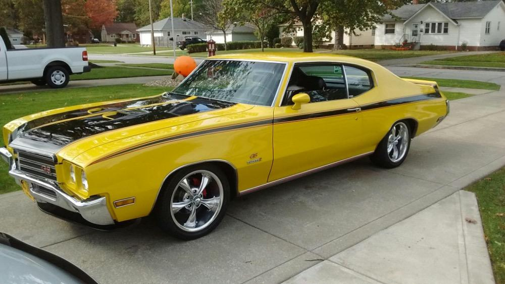 1971 Buick Grand Sport -RESTORED CONDITION- Stock # 64748OH for sale near Mundelein, IL | IL Buick Dealer #0