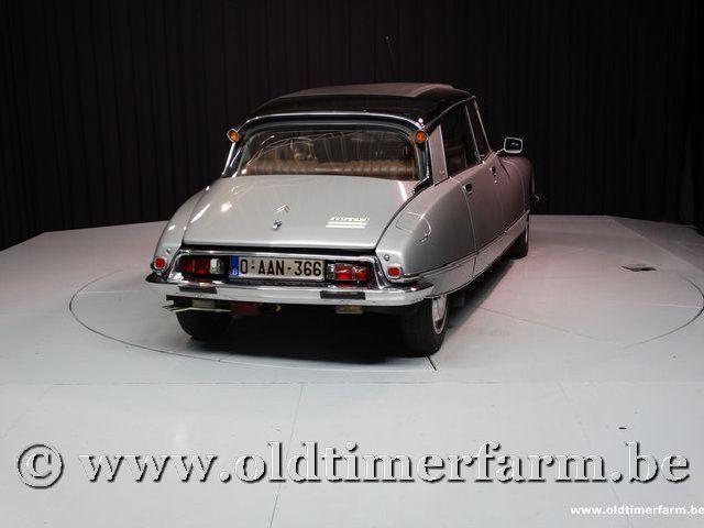 Citroën DS23 Injection Pallas Découvrable '73 #28