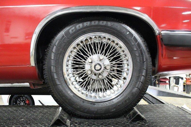 1986 Jaguar XJS #72