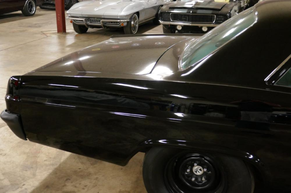 1966 Chevrolet Bel Air -POWERFUL 540 V8/ TH400 AUTOMATIC- DANA REAR- SEE VIDEO Stock # 540ILKF for sale near Mundelein, IL | IL Chevrolet Dealer #11