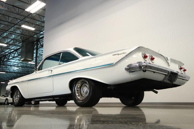 1961 Chevrolet Bel Air Bubble Top #13