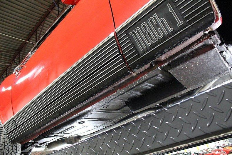 1970 Ford Mustang Mach 1 #73