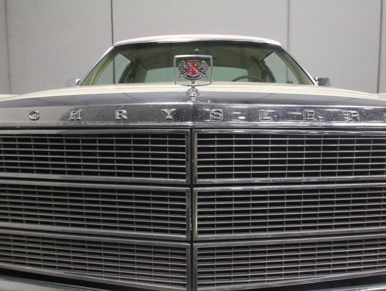 1975 Chrysler New Yorker Brougham #63