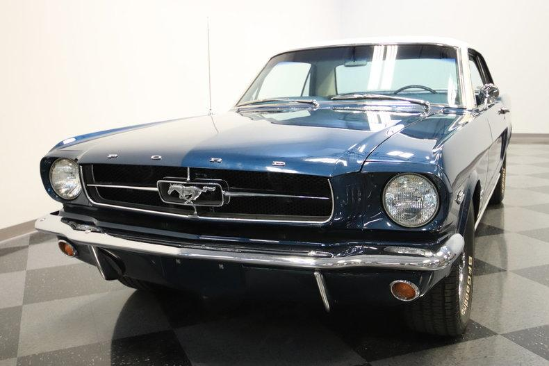 1965 Ford Mustang K-Code #7