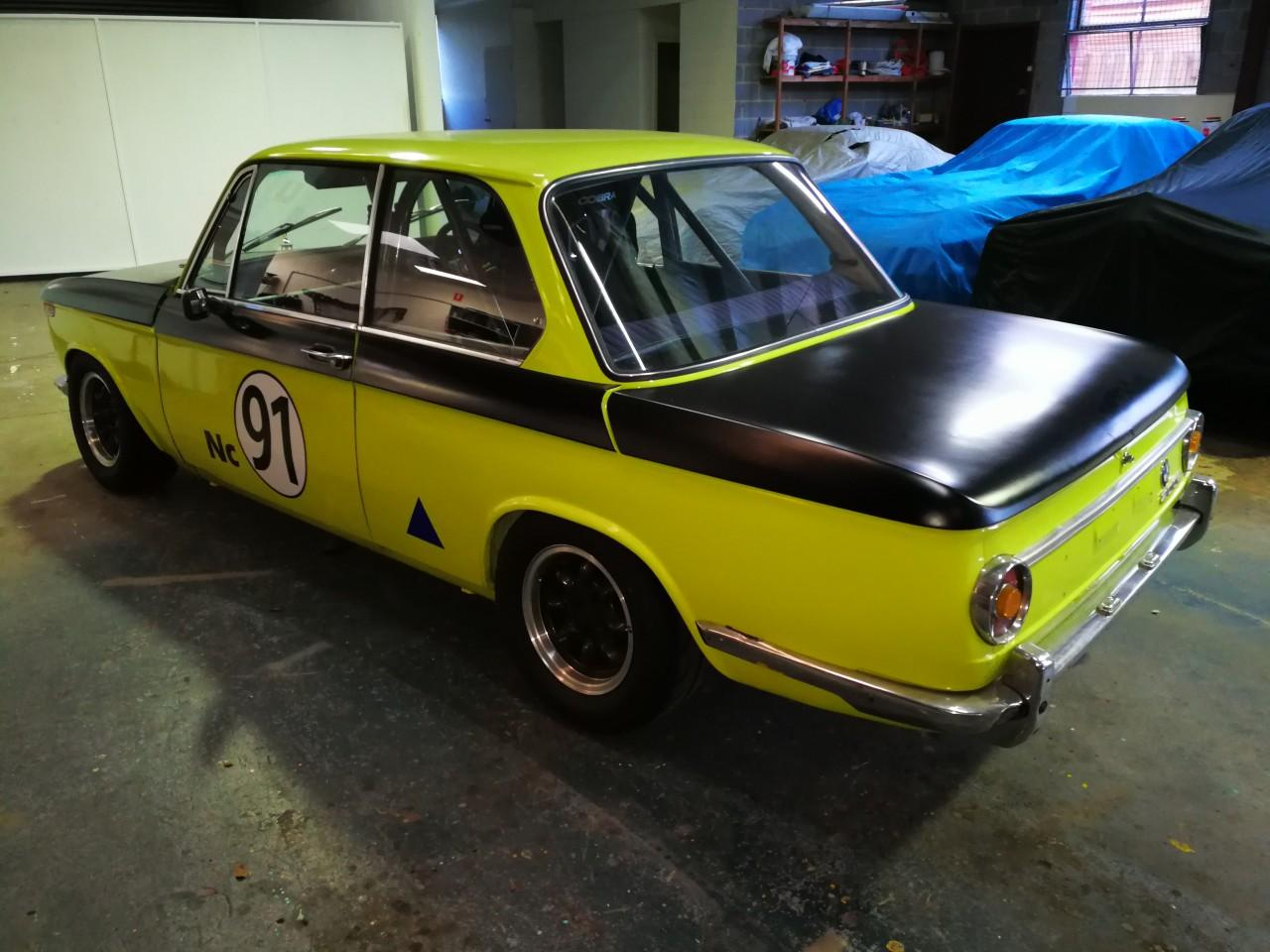 BMW 2002 Historic Touring Car #4