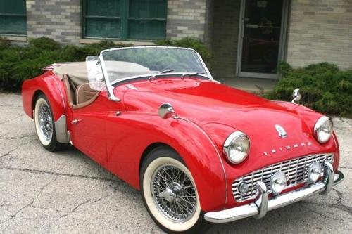 Rescue This Triumph Tr3 From An Upstate New York Barn Autoclassicscom