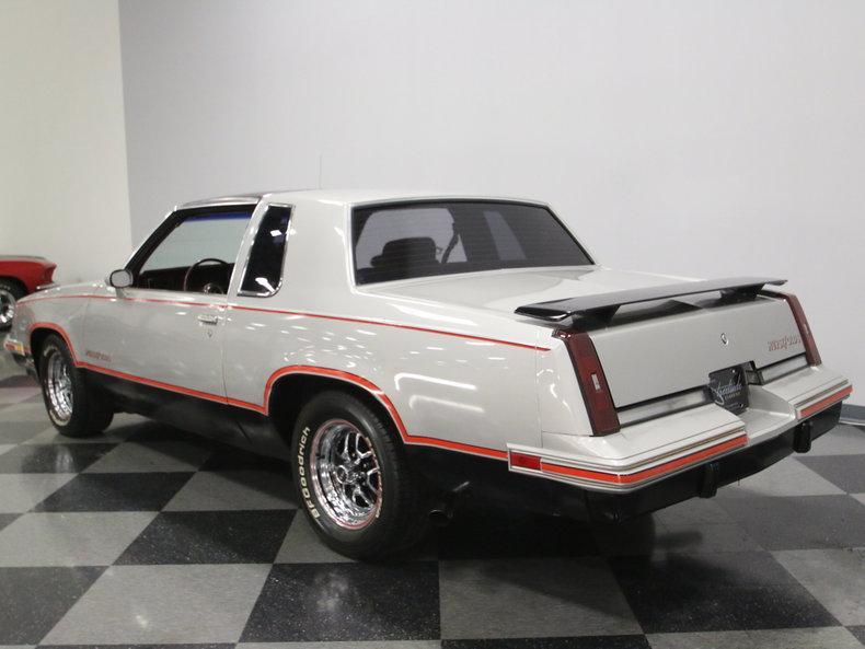 1984 Oldsmobile Cutlass Hurst/Olds #4