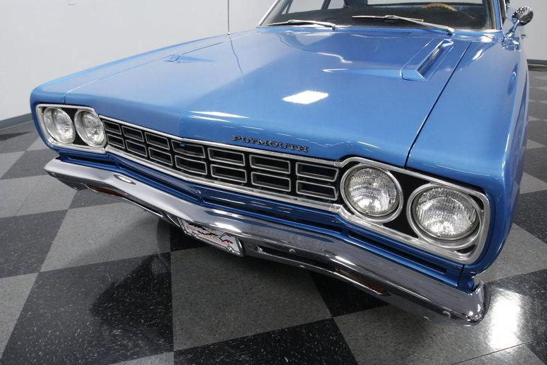 1968 Plymouth Road Runner #7