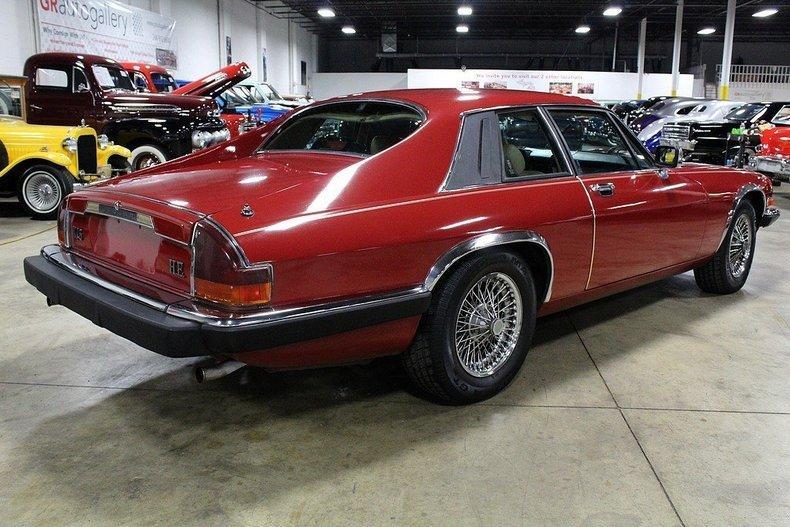 1986 Jaguar XJS #3