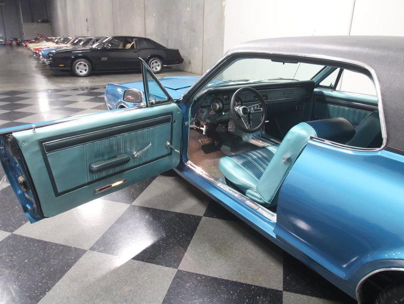 1967 Mercury Cougar #36