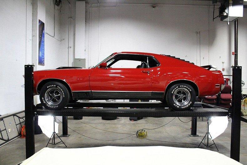 1970 Ford Mustang Mach 1 #86