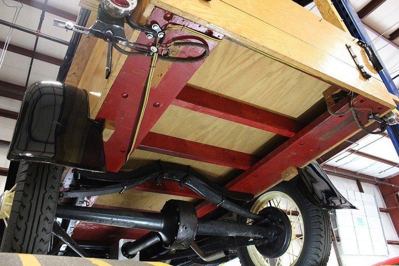 1931 Ford Model A Huckster #70